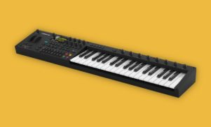 Elektron launches new FM keyboard synth, Digitone Keys