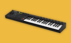 Elektron launches new FM keyboard synth, Digitone Keys