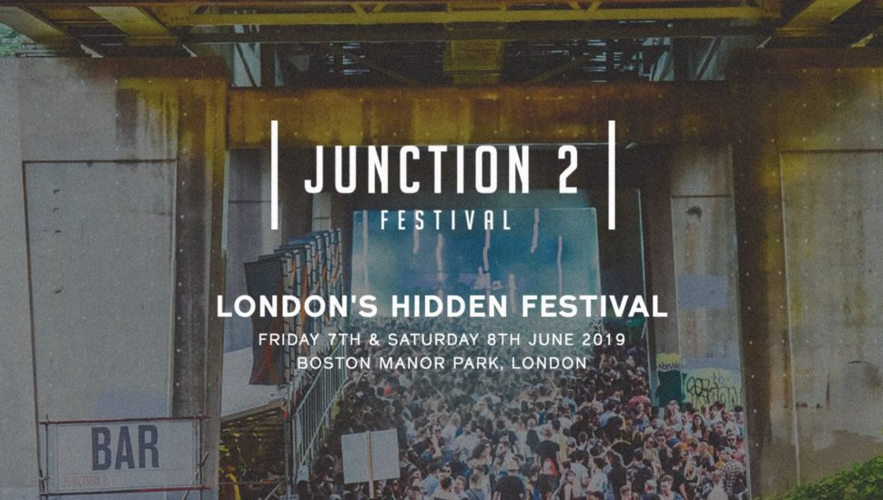 Junction 2 Festival Playlist