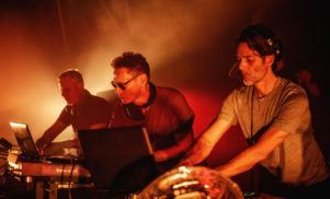Luke Slater, Steve Bicknell and Function launch new label, LSD