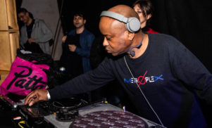 Juan Atkins, The Black Madonna and Solid Blake to perform at No Bounds Festival 2019