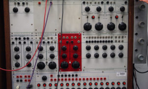 Synth technician gets contact high from LSD left inside vintage Buchla