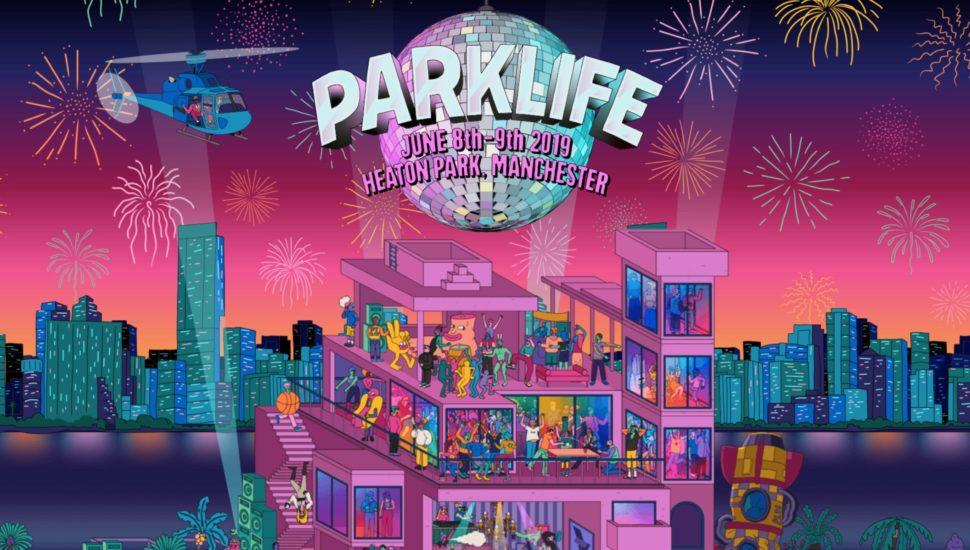 Parklife 2019 playlist