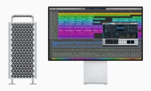 Apple's latest version of Logic Pro X and new Mac Pro can handle thousands of tracks