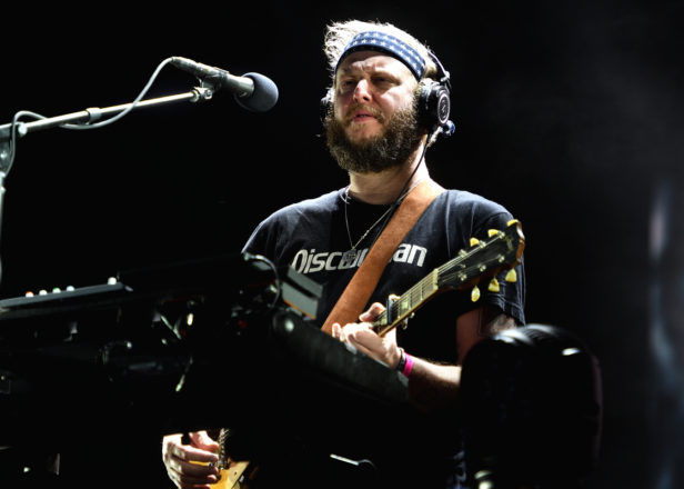 Bon Iver debuts two new songs at All Points East festival