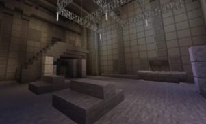 Someone recreated Berghain in Minecraft