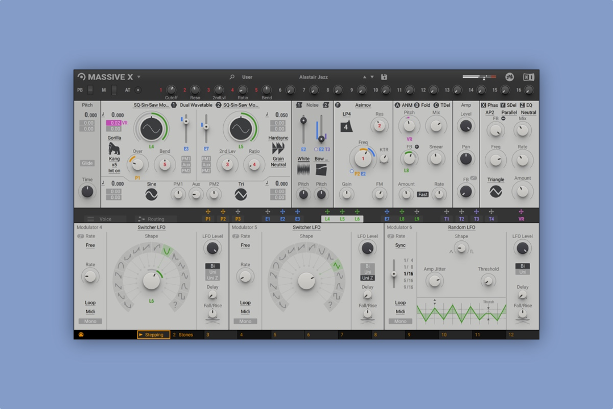 NI releases Massive X, successor to its popular Massive synth