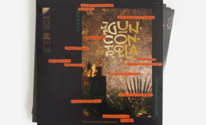 Seekersinternsational sampled actual guns being dismantled for pacifist dub LP 'The Guncontrolla'