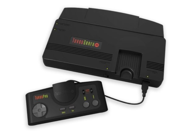 NEC's TurboGrafx-16 is the latest classic console to get