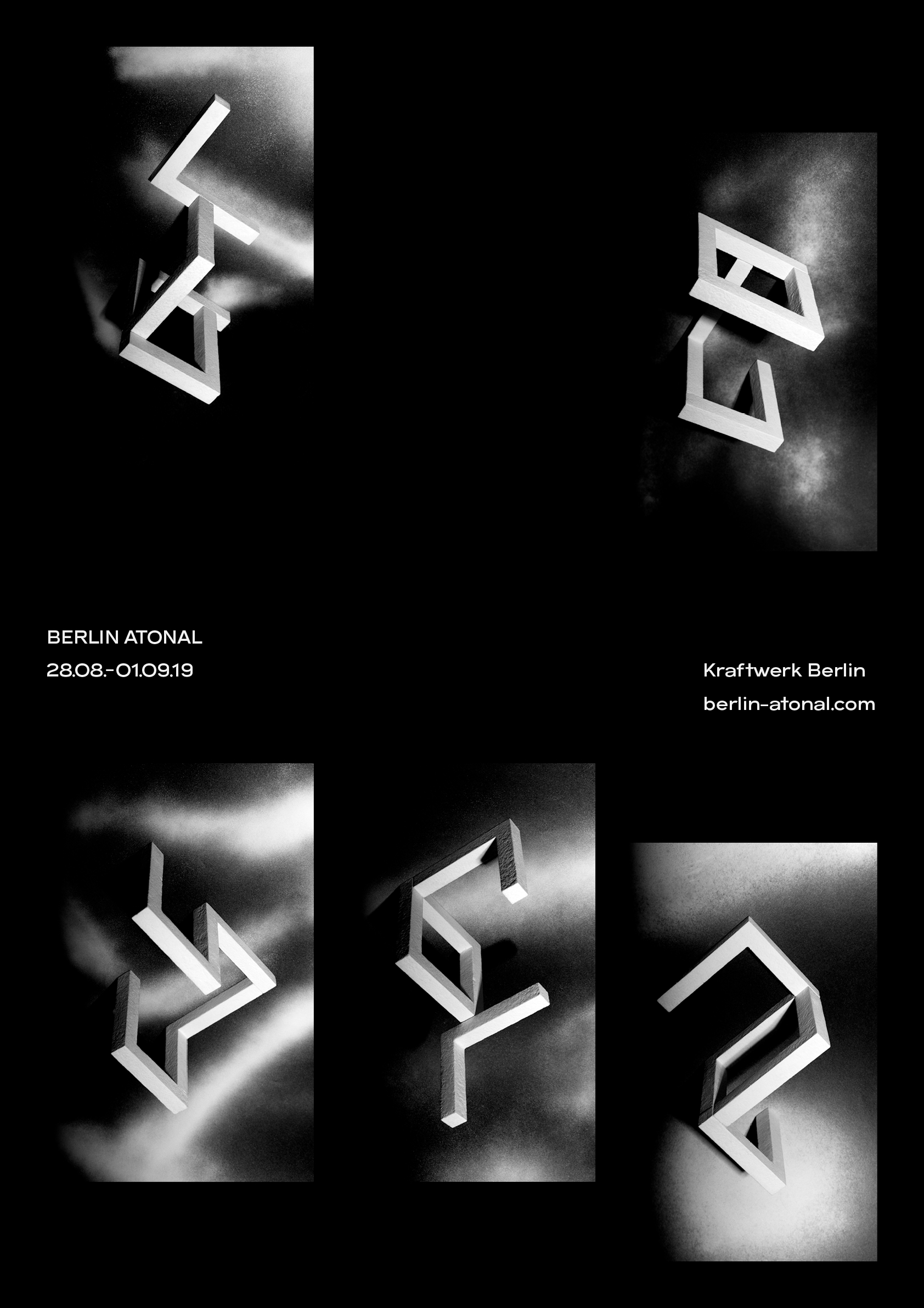 Amnesia Scanner and Huerco S. confirmed for Berlin Atonal 2019