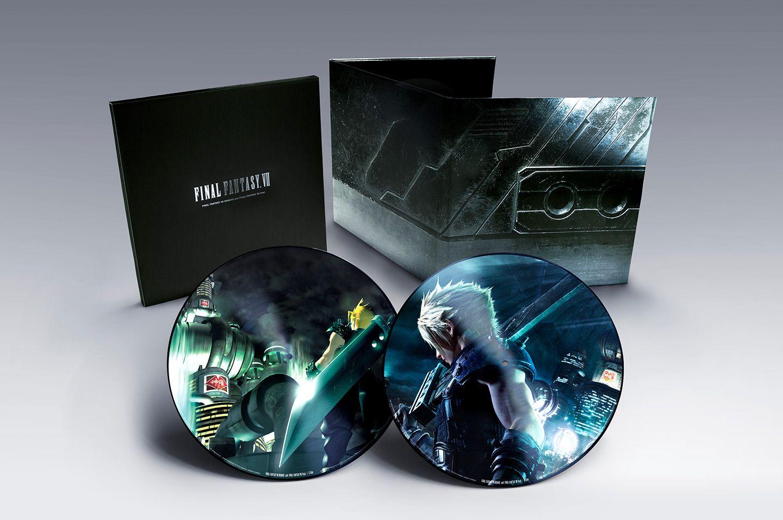Final Fantasy VII and Final Fantasy VII Remake soundtrack announced
