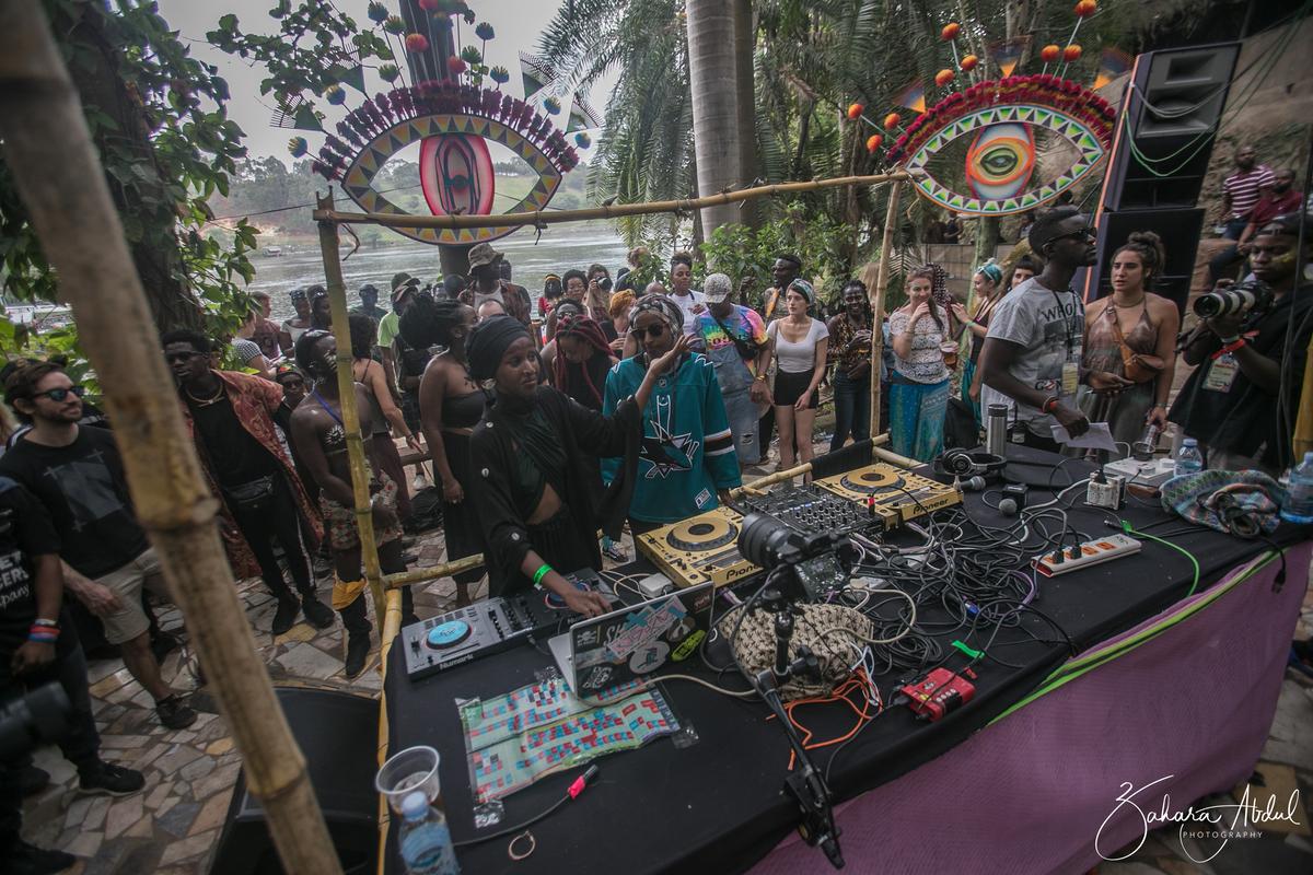 Juan Atkins and Slikback announced for Nyege Nyege Festival 2019
