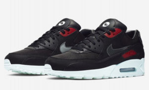 Nike unveils vinyl record-inspired Air Max 90