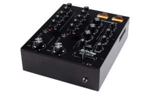 MasterSounds launches handmade two-valve compact DJ mixer