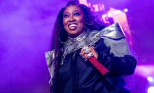 Missy Elliott announces surprise project Iconology, drops mic