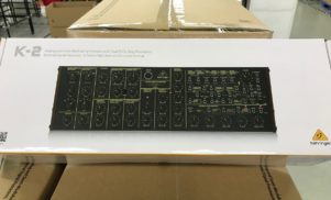 Behringer clones Korg's classic MS-20 synth