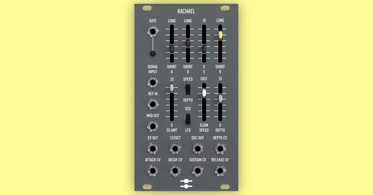 Yamaha CS-80 Eurorack clone Deckard's Voice gets companion module, Rachael