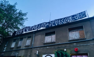 BDS movement boycotts German venues ://about blank, Golden Pudel and Conne Island