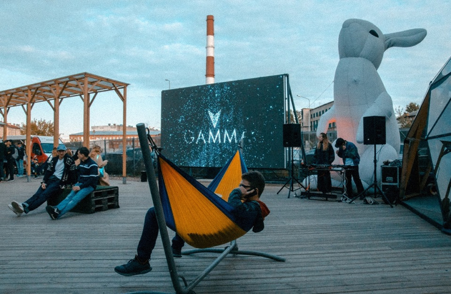 GAMMA 2019 review Russia
