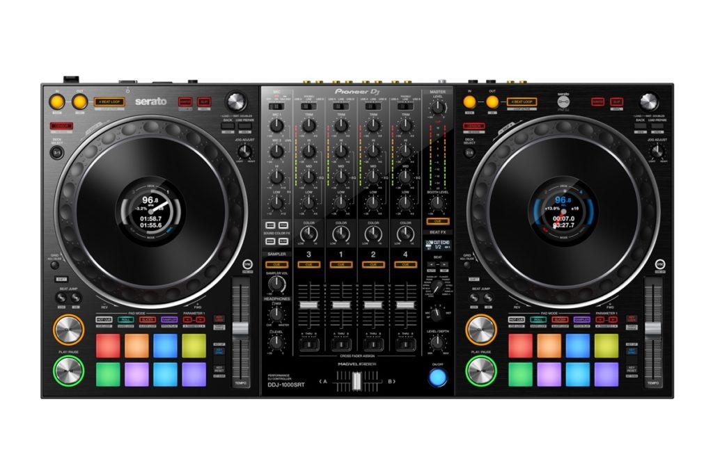 Pioneer DJ's new Serato controller has CDJ-style jog wheels