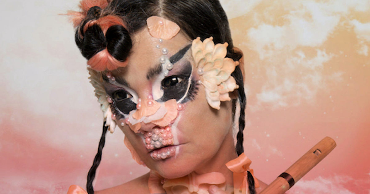Björk to release expanded Vulnicura VR experience