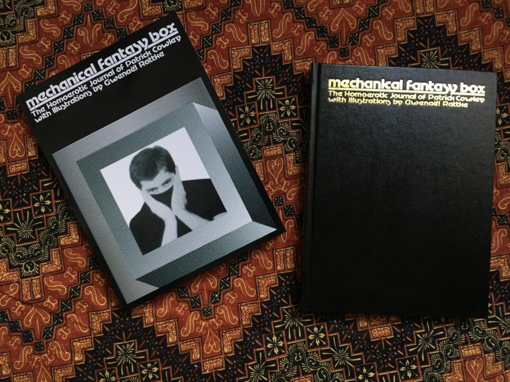 Dark Entries to release newly uncovered Patrick Cowley archive material