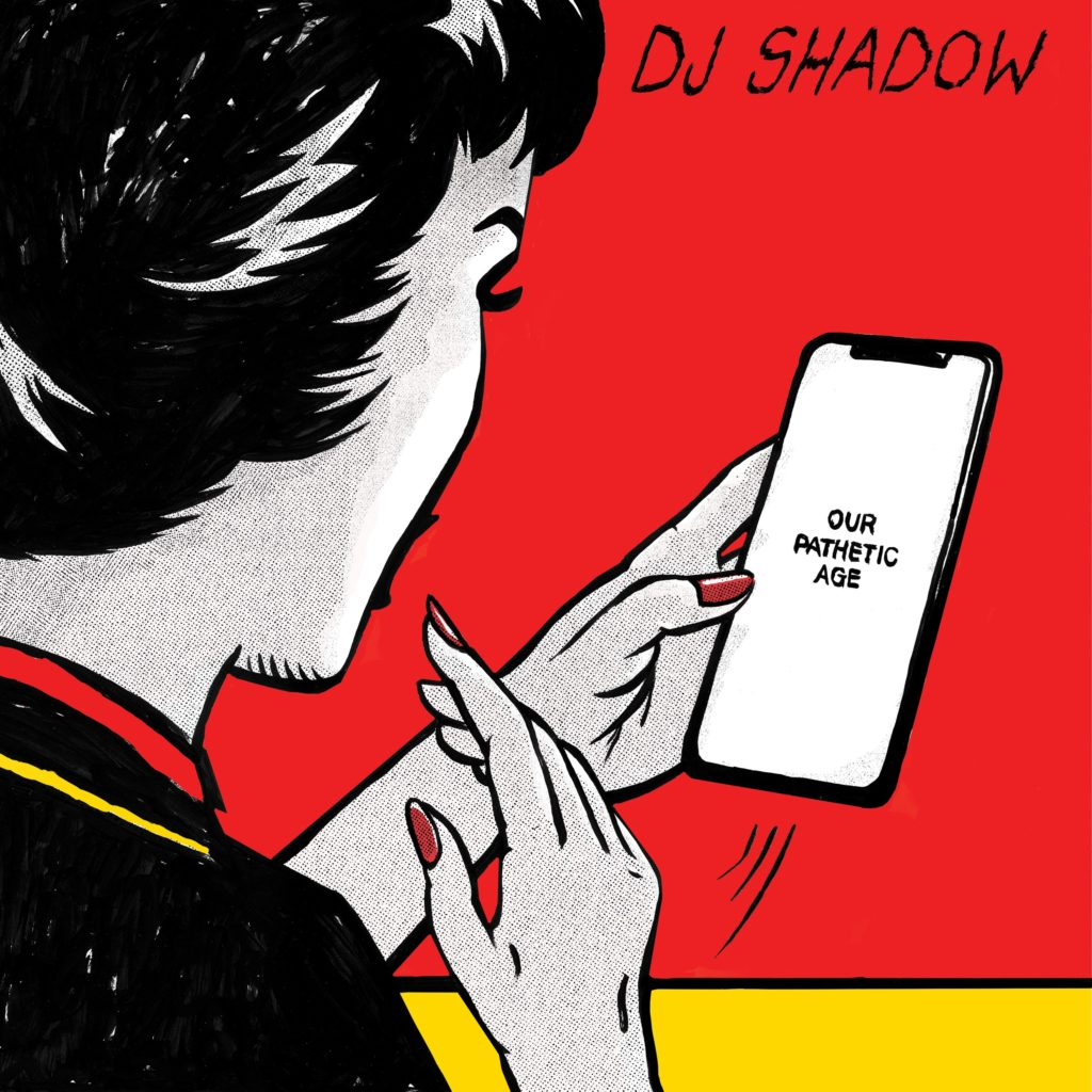 DJ Shadow to release double-album, Our Pathetic Age