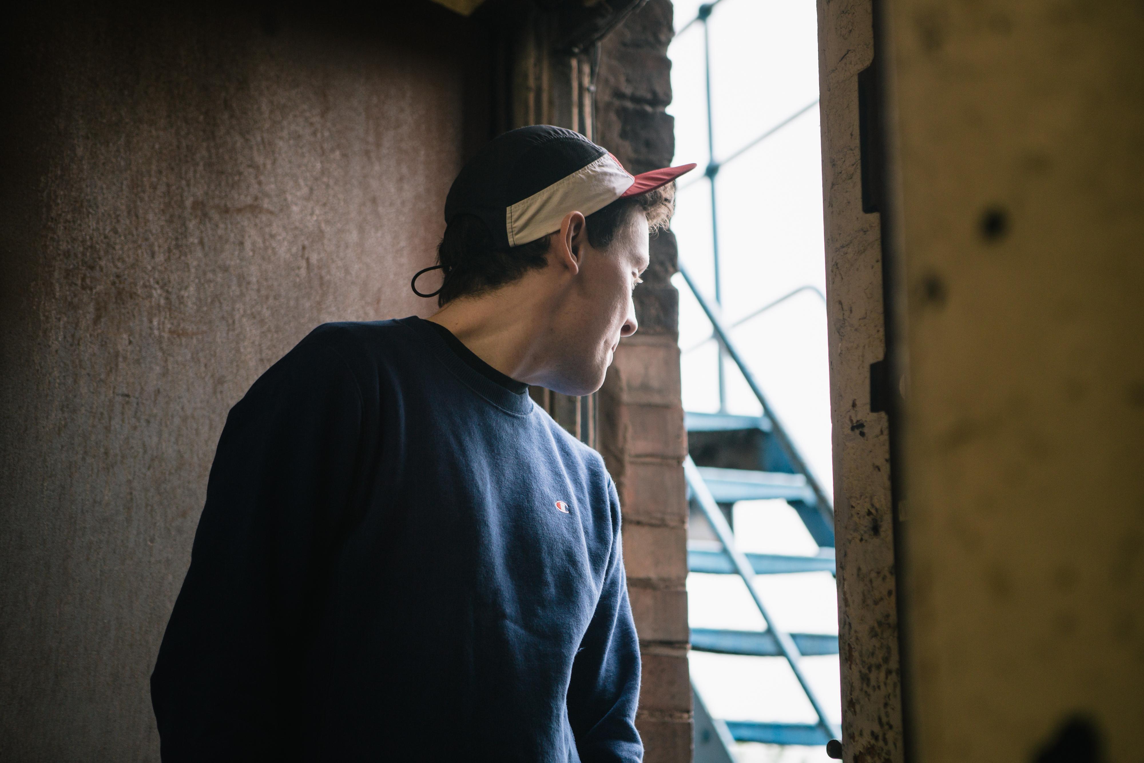 Portrait of DJ Finn