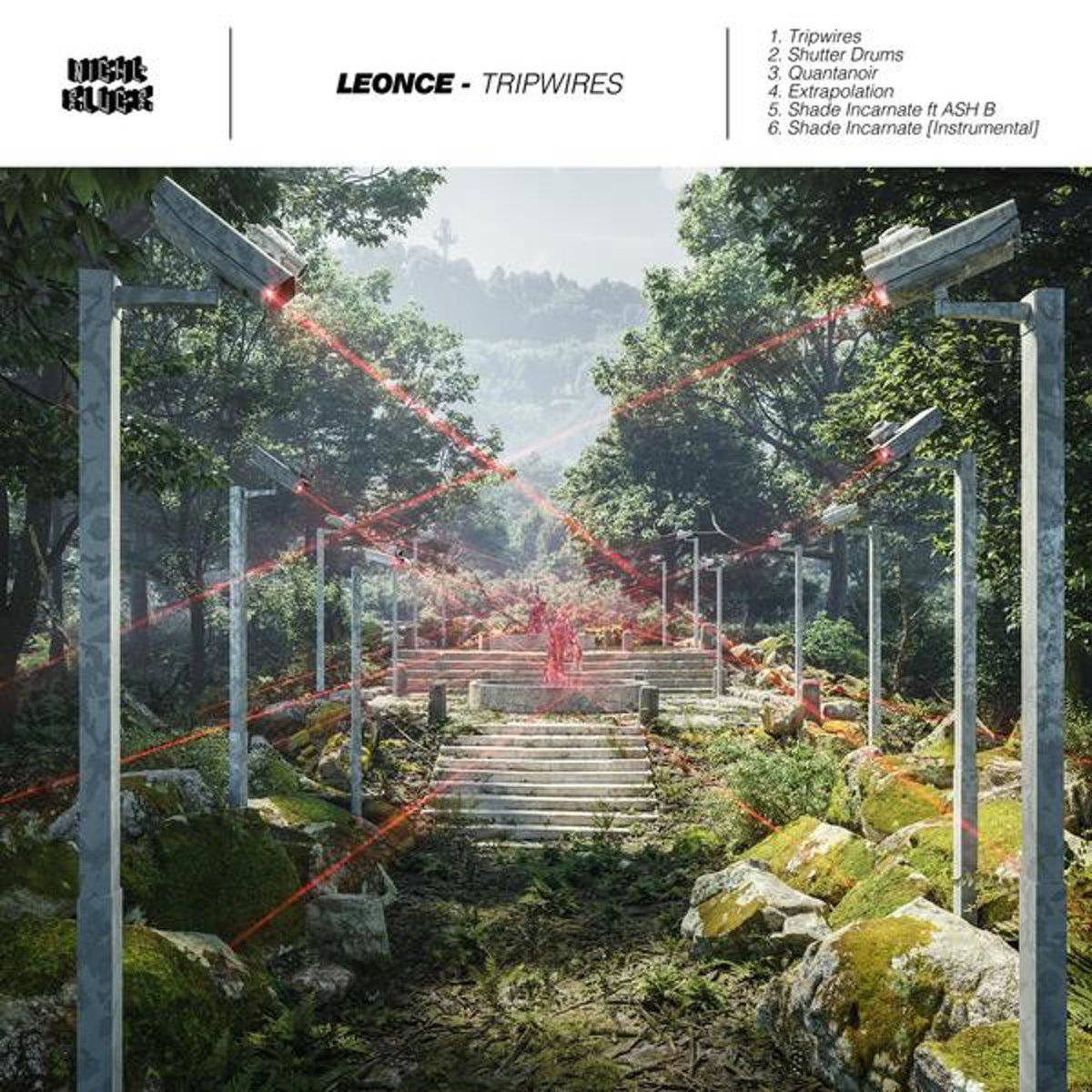 Leonce debuts on Night Slugs with new EP, Tripwires