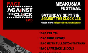 FACT to host Against The Clock Lab at Meakusma 2019