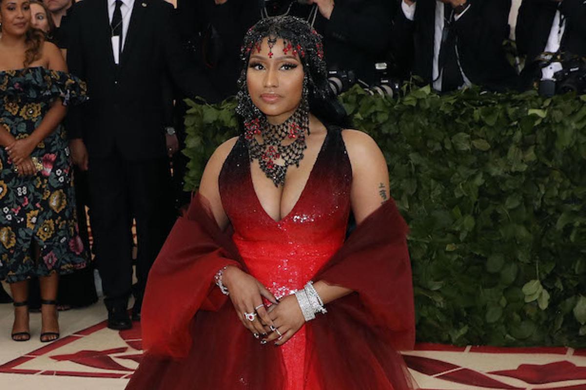 Nicki Minaj 'retiring' to have a family