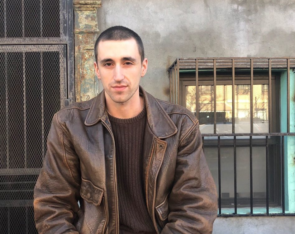 Portrait of Ben Ritz
