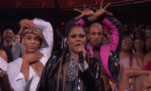 Watch Robin S., Crystal Waters and CeCe Peniston bring down the house with their biggest hits