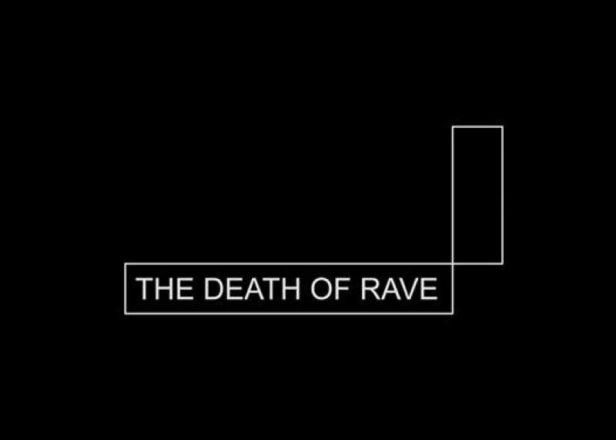 Death of Rave logo
