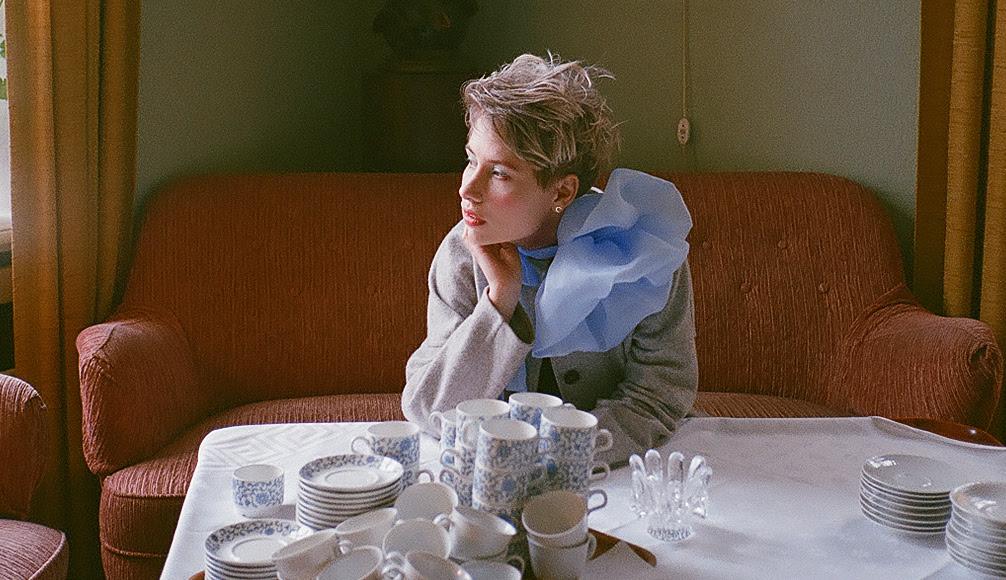 Portrait of Kate NV