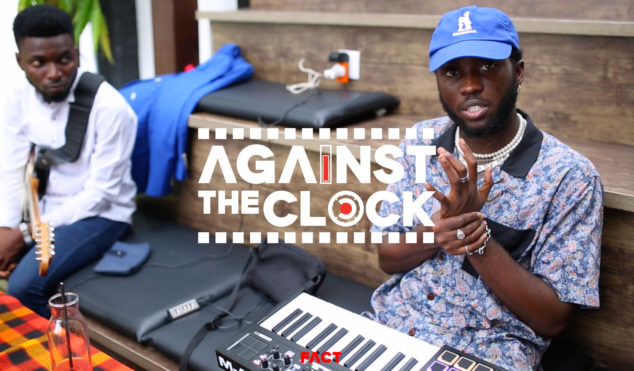 Odunsi (The Engine) – Against The Clock