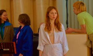 Holly Herndon discusses her immersive live show in making-of video 'Birthing PROTO'