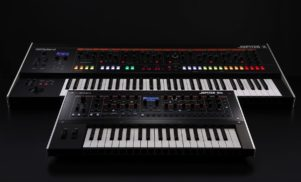 Roland revisits its classic synths in new Jupiter-X range