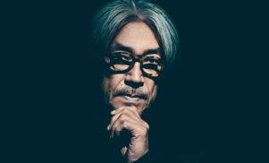 Portrait of Ryuichi Sakamoto