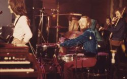 Iconic drummer Ginger Baker has died aged 80