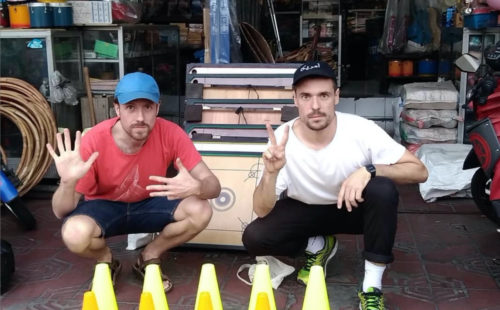 N.M.O. bring 'Fluxus Techno' to Gang Of Ducks with Nuova Musica Ostinata