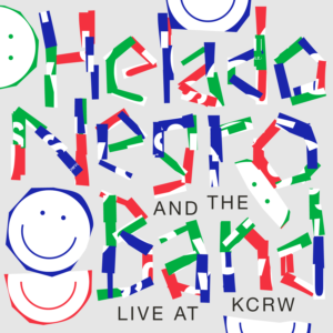 Live at KCRW album artwork