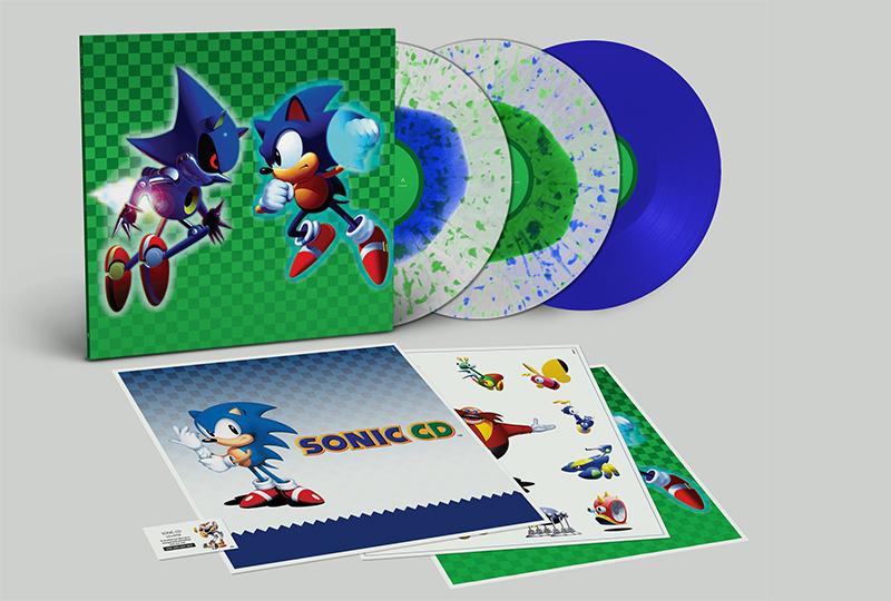 Sonic The Hedgehog's Japanese score gets limited edition vinyl release