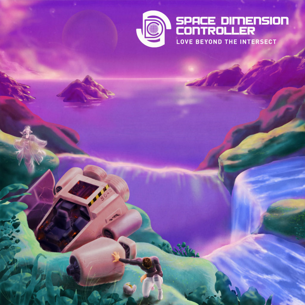 Space Dimension Controller announces new album, Love Beyond The Intersect
