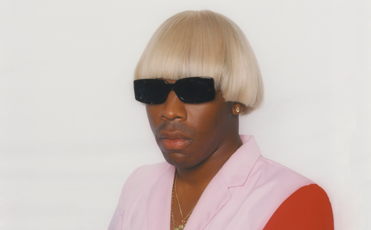 Picture of Tyler dressed as IGOR