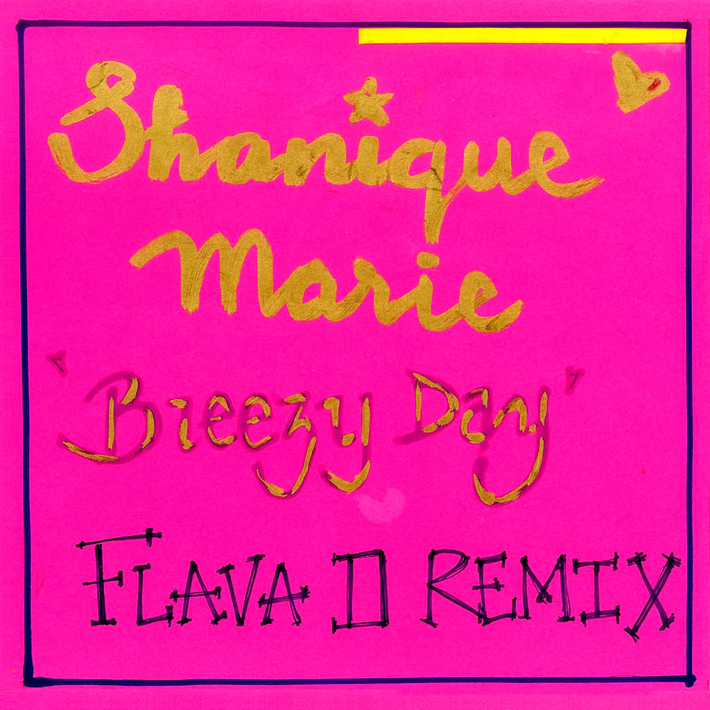 Flava D and Time Cow remix Shanique Marie on Uno (Remixes)