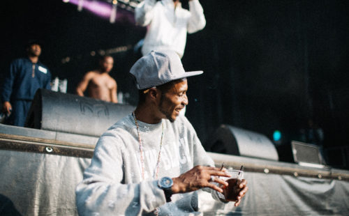 D Double E is the unlikely star of the IKEA Christmas advert