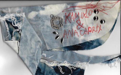 Kamixlo & Ana Caprix create special soundtrack for fashion designer Nazifa Begum