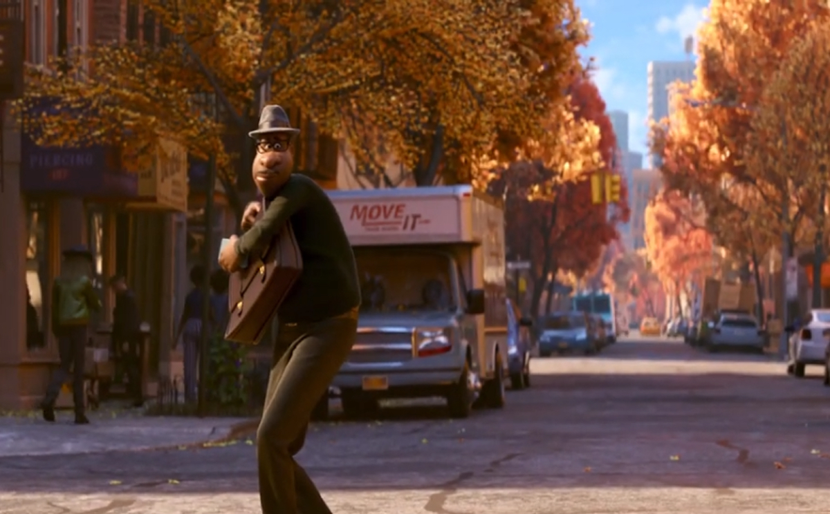 First Teaser Trailer for Pixar's 'Soul' Movie From Director Pete Docter