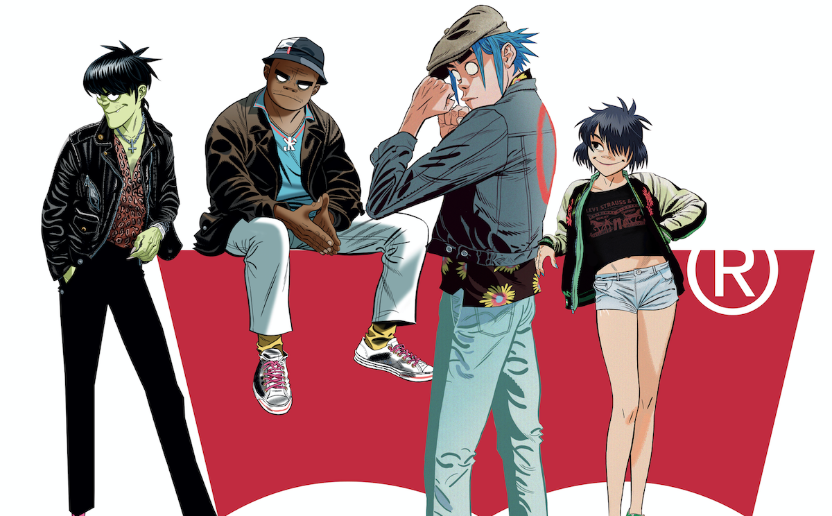 Picture of Gorillaz